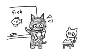 cat-teaching