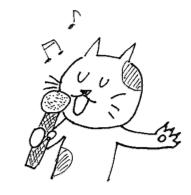 karaoke-cat